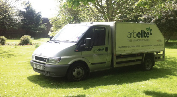 Arb Elite Sign Writing