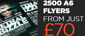 Flyers Portsmouth and Flyers Brighton for just £120