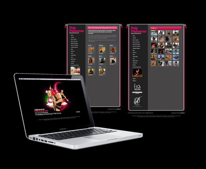 Website design, development and build for Hampshire and Brighton