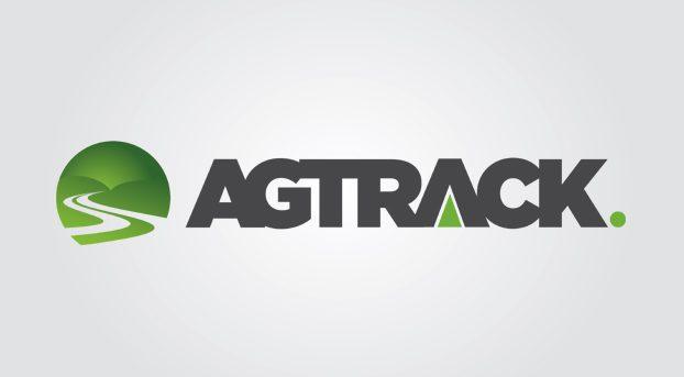 Agtrack logo design