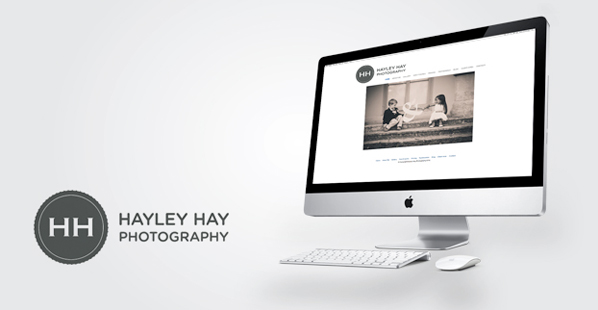 Hayley Hay Web Design