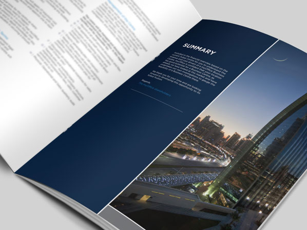 prospectus design and brochure design