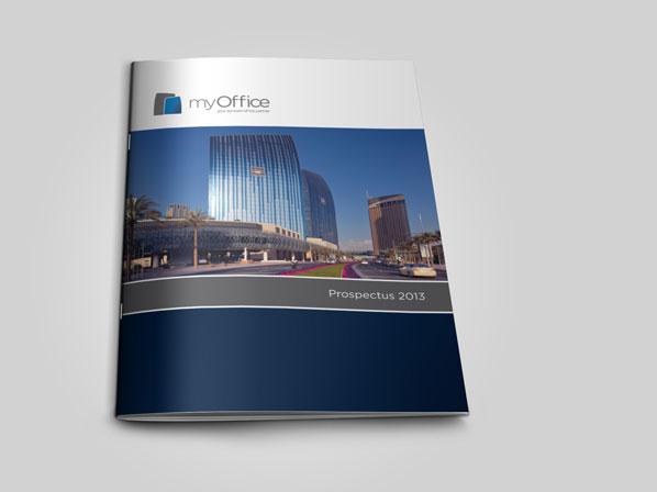 prospectus design and brochure design